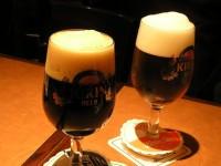キリンビールで乾杯