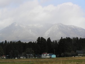 那須連山の写真