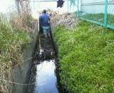 那須疎水水路掃除
