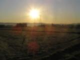那須の日の出