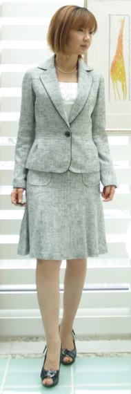 キャサリンハーネル スーツ 36サイズ