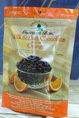1 ミルク&ダークチョコレート オレンジ 598円