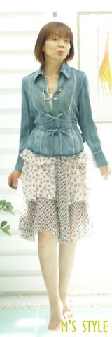 1 インポートスカート 14900円