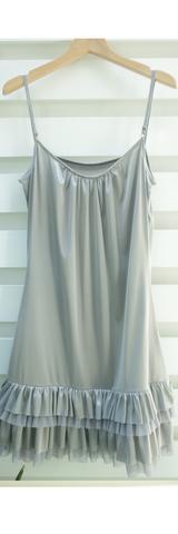 アンナケリー キャミドレス 黒