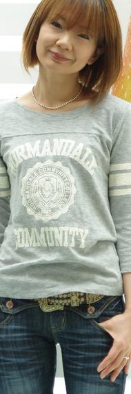 プリマベーラ 1 グレーのTシャツ 2940円