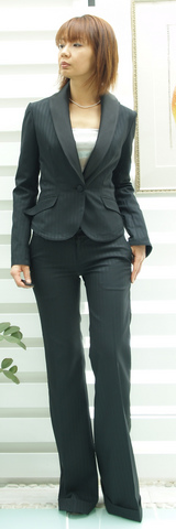 スーツ ジャケットKIE-006 28000円 パンツS-194¥19000
