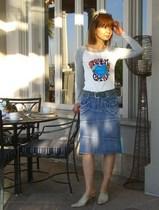 3 キャサリンスカート Tシャツ