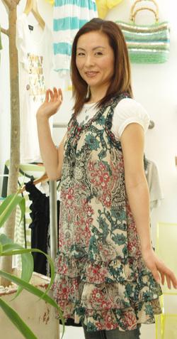 アンナケリーのワンピース かわいい〜〜〜