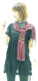 3 スカーフ 4500円 かわいい〜〜