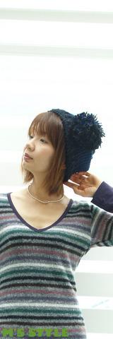ana-10 ニット帽16800 ニットインポート 9900円