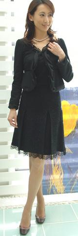 iriseジャケット35000円 ヤンガーニスカート 19950円