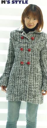 1 イタリア製のコート 37900円