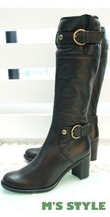 4 フェリーラ ブーツ 黒