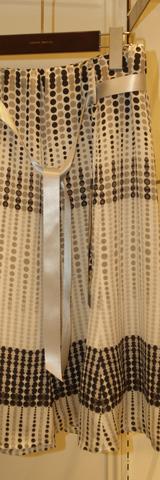21 KIE-002 ¥13000 水玉スカート 白  黒あり