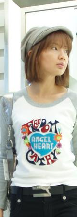ana6 &8C-6701キャサリンハーネル Tシャツ ¥9500