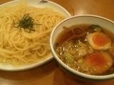 東中野 好日 煮玉子つけ麺