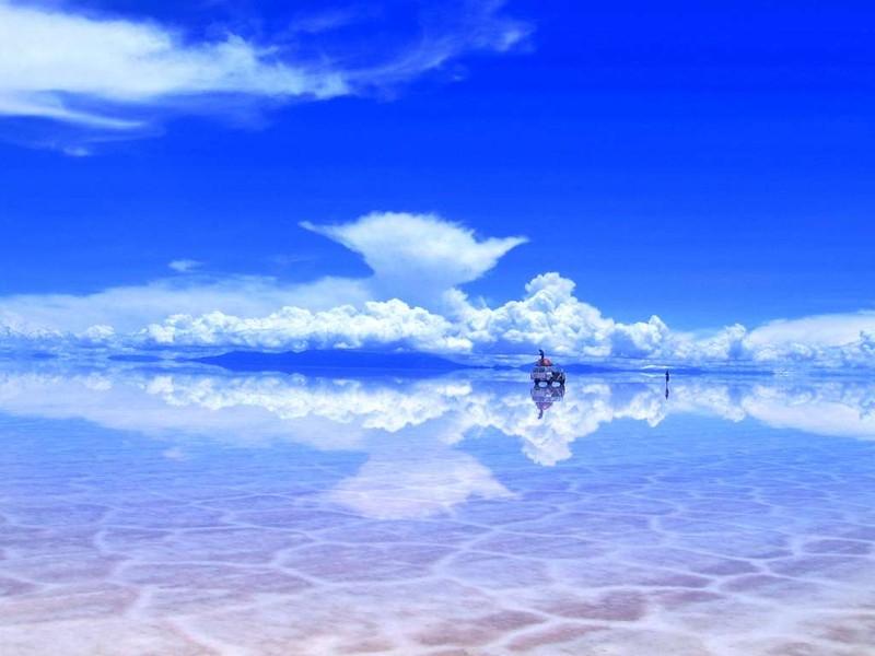 烏尤尼鹽沼