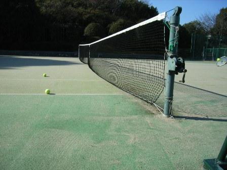 テニスコートA
