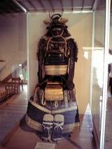 上田城1甲冑