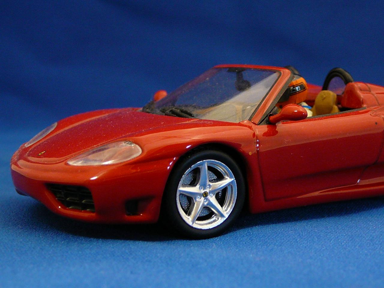 IXO Ferrari F360 Spider