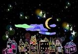 夜間飛行 世界の星空