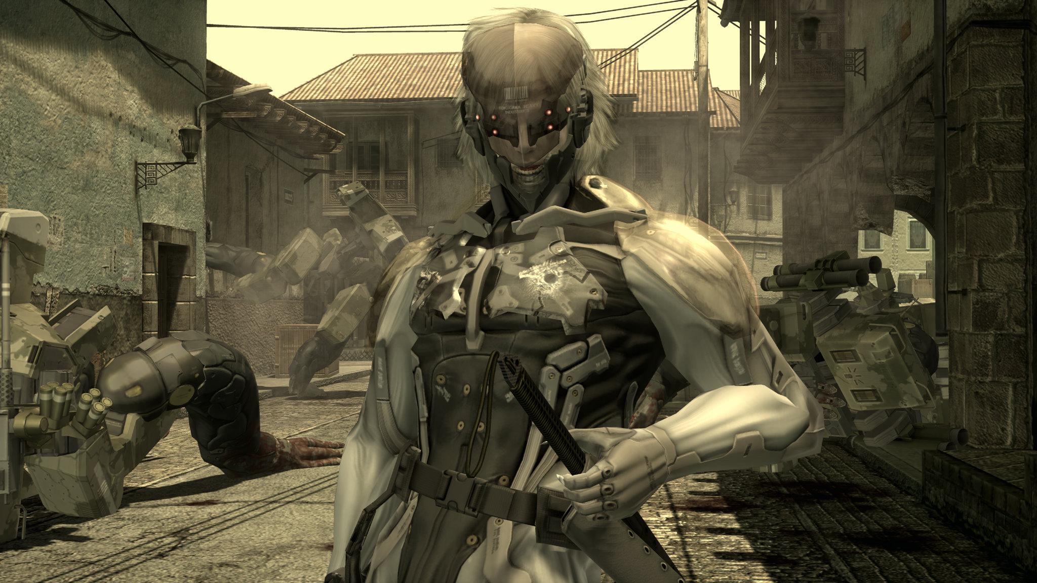Metal Gear 4 Торрент