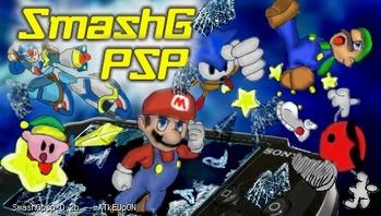 Smash Bros PSP2