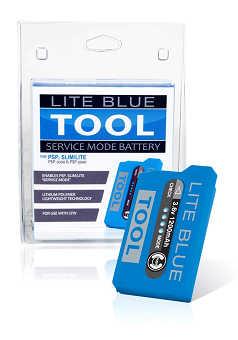 LITE BLUE TOOL