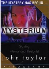 John Taylor プログラム