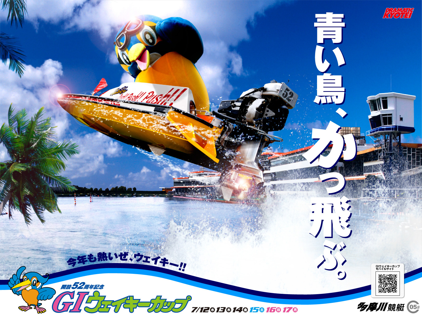 結果 多摩川 競艇