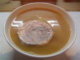 桃桜林@中延 手打ち麺とスープ(チャーシュー1枚入り)1260