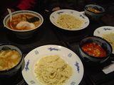 フジヤマ製麺@高田馬場 メニュー4種