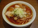 煮干中華そば つし馬@浅草 中華そば(小)650