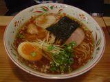 武藤製麺所@竹ノ塚 わんたんめん(醤油味)780