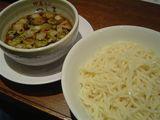 つし馬@浅草 つけ麺750