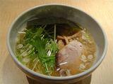 麺屋TAKAHARA@秋葉原 醤油ラーメン650