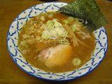 開山@曳舟 らーめん(細麺)600