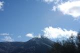美し松から蓼科山
