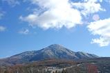 白樺湖から蓼科山