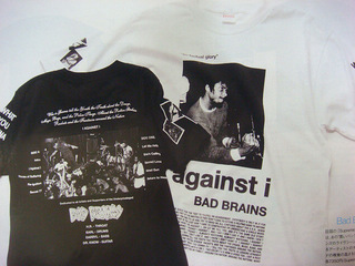 SUPREME 【BAD BRAINS I AGAINST I TEE】