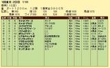 第12S:02月1週 根岸S 成績