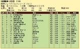 第13S:12月2週 阪神JF 成績