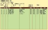 第10S:04月2週 泥@ガーシュウィン 競争成績