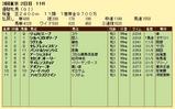 第5S:5月4週 優駿牝馬 競争成績