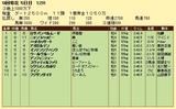 第10S:09月1週 泥@ウールヴルーン 競争成績