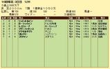 第10S:09月4週 泥@ガーシュウィン 競争成績