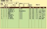 第13S:03月5週 ドバイGS 成績