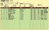 第9S:03月5週 ドバイゴールデンシャヒーン 競争成績