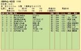 第9S:03月2週 弥生賞 競争成績