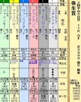 第13S:03月2週 弥生賞